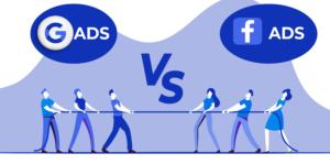 Google ads vs Facebook Ads: Qual o Melhor?